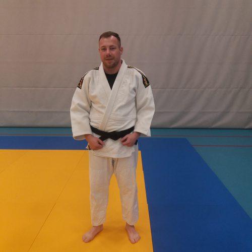 Judo dedemsvaart- Hoofdtrainer