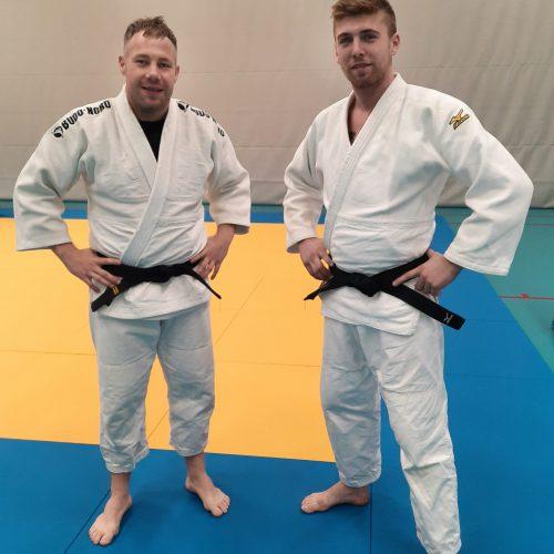 Judo dedemsvaart- Trainers